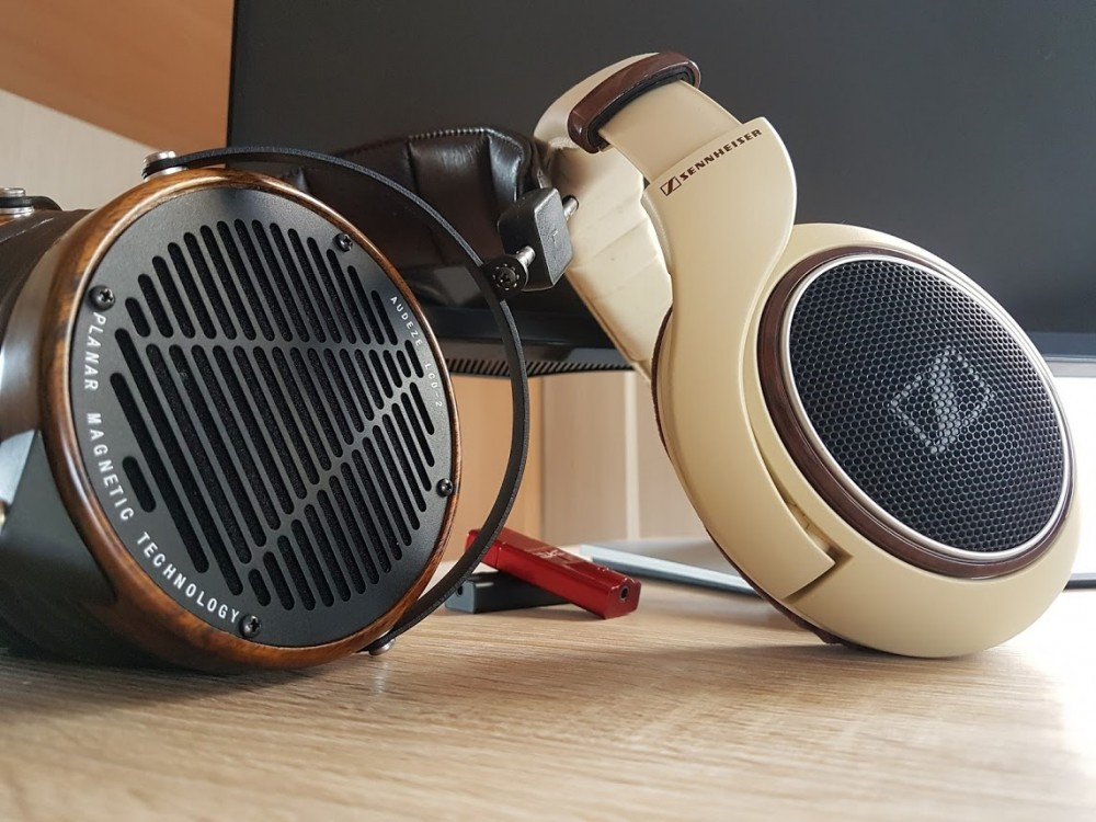 Audioquest DragonFly Black Vs Red Review