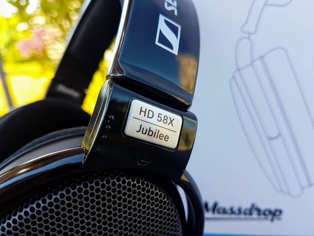 HD 58X Jubilee Label