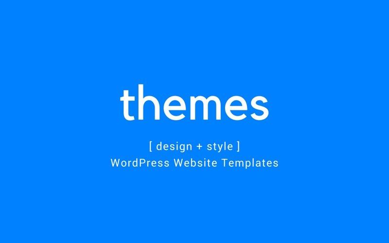 wordpress theme install - how to build a wordpress website