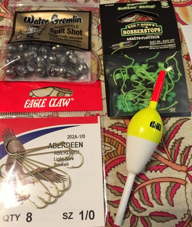 crappie fishing Tackle