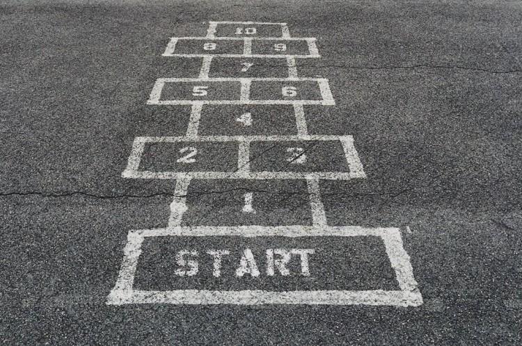 start a journey