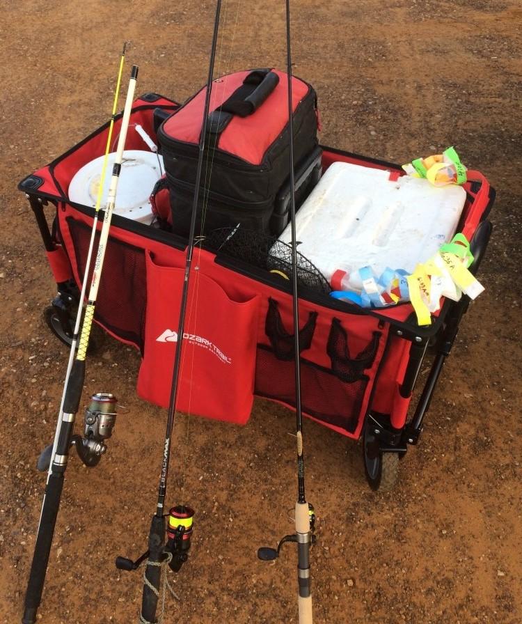 crappie fishing equipment