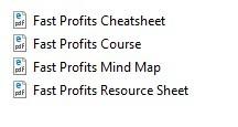 Fast Profits Online PDFs