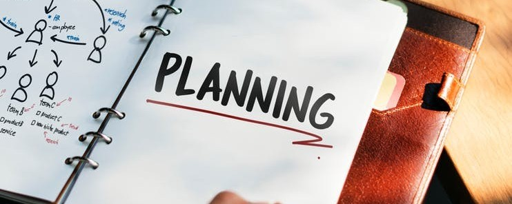 come up with a business plan