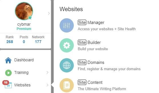 wealthy affiliate website tools