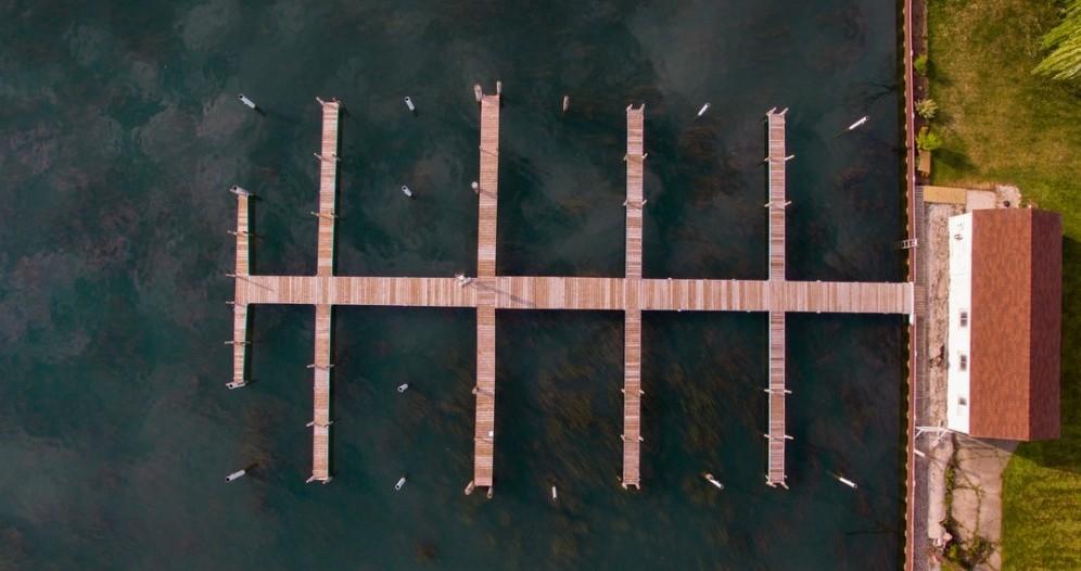 Crappie Fishing Docks