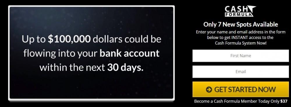 cash formula hype