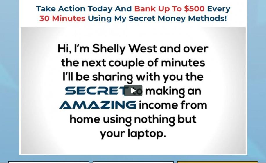30 Minute money methods intro video