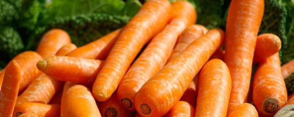 super immune boosting foods carrots