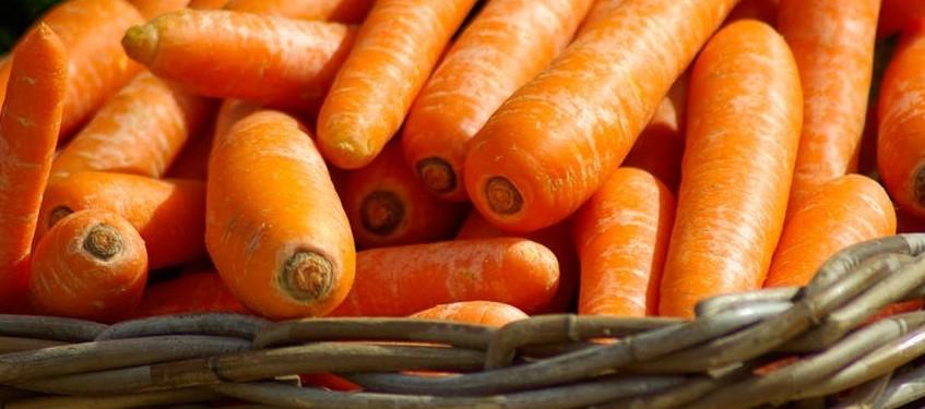 Super Healthy Food carrots