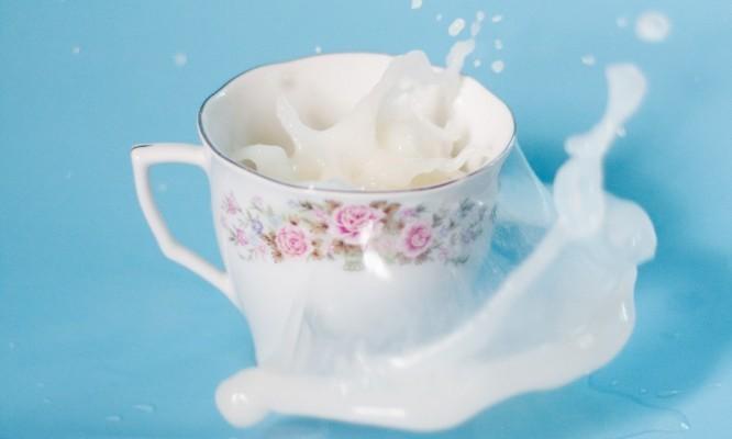 Super Healthy Food raw milk