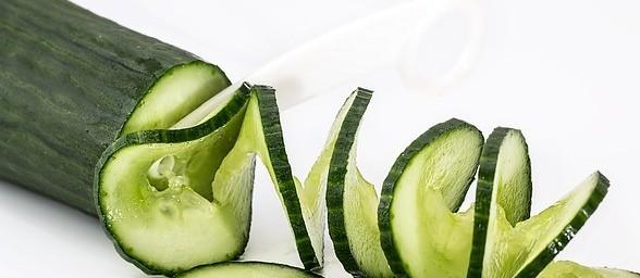 Super Healthy Food cucumber