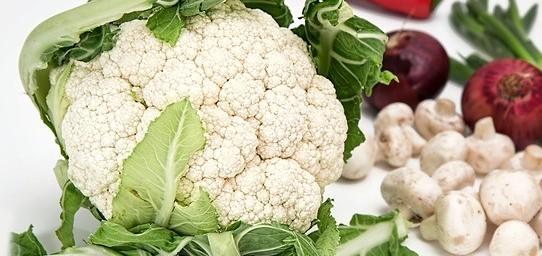 detox salad recipes cauliflower