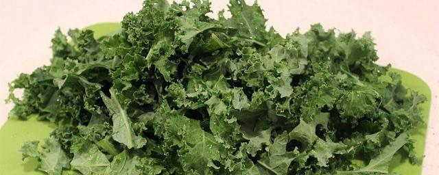 Super Healthy Food kale