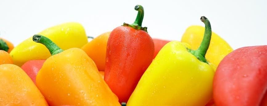 super immune boosting foods bell pepper