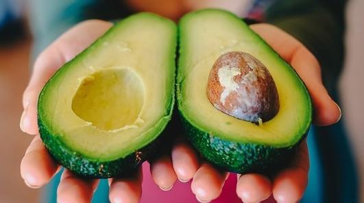 Super Healthy Food Avocado