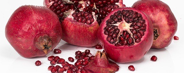 homemade detox tea pomegranate