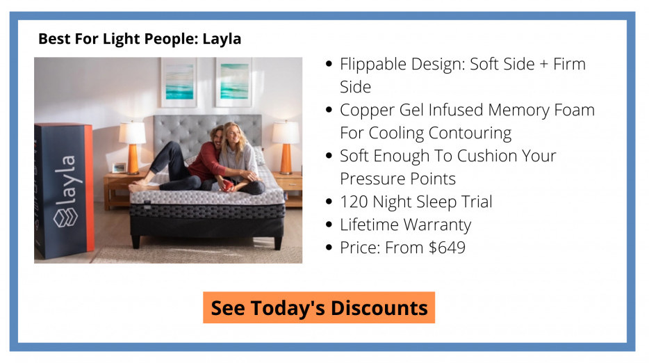 Best For Light People - Layla