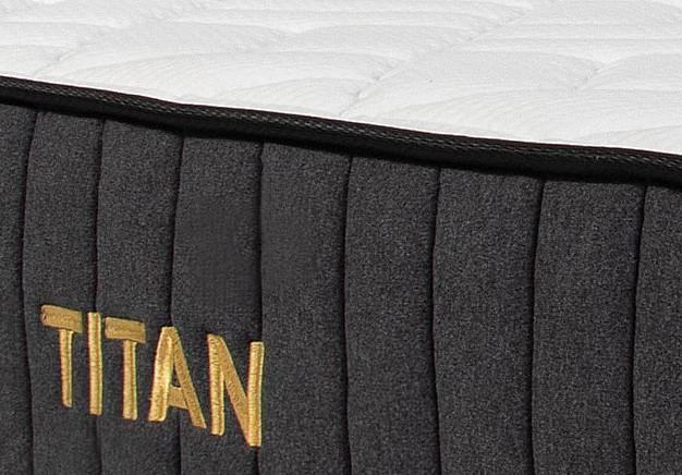 Titan Mattress Close Up