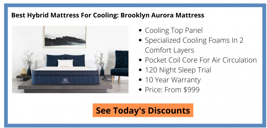 Best Mattress To Buy Online For Cooling - Aurora