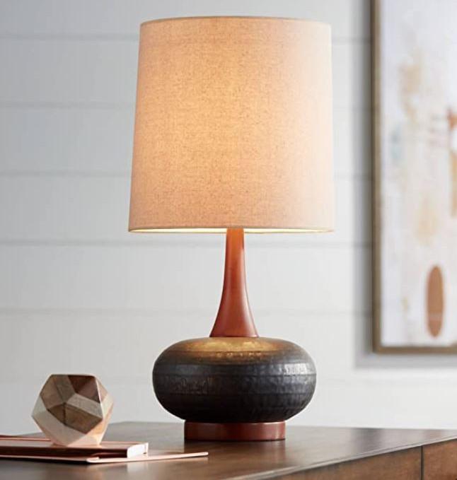 Andi Mid Century Modern Table Lamp