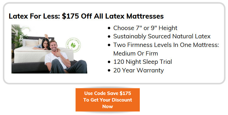 Memorial Weekend Mattress Sales - Latex For Less