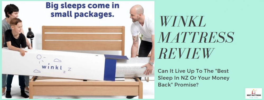 winkl mattress review - cover image
