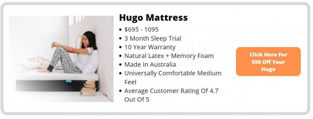 Hugo Mattress - Cover Image