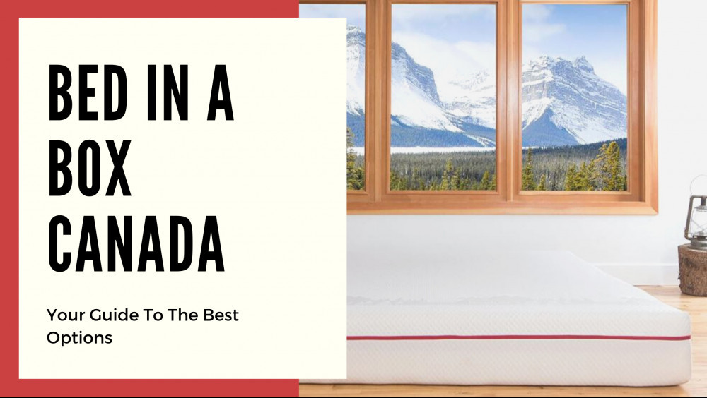 Bed In A Box Canada - Cover Image