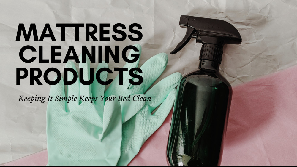 Mattress Cleaning Products - Cover Image