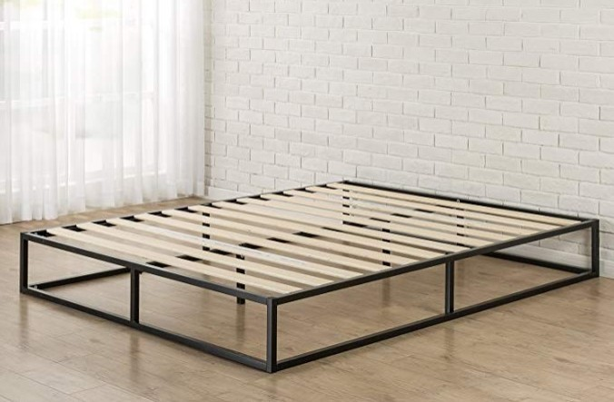 Zinus Joseph bed frame
