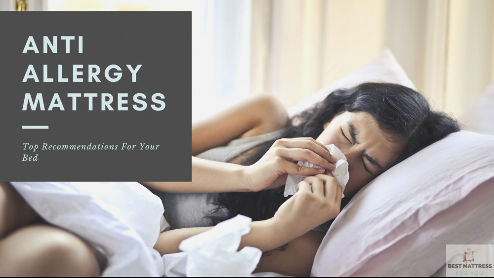 Anti Allergy Mattress - Cover Image
