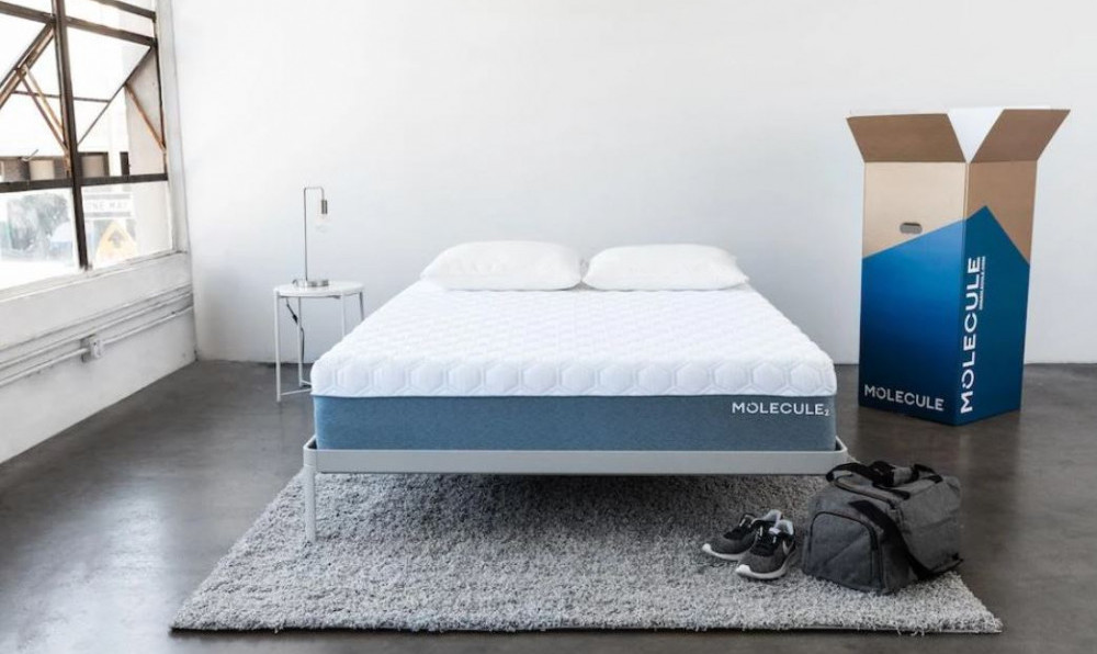 Molecule Mattress Staged