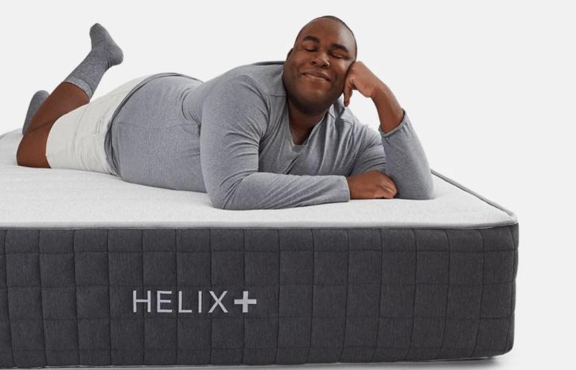 Best Memory Foam Mattress For Heavy People - Helix