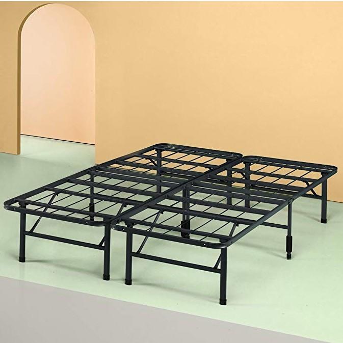 Zinus bed frame: shawn smartbase