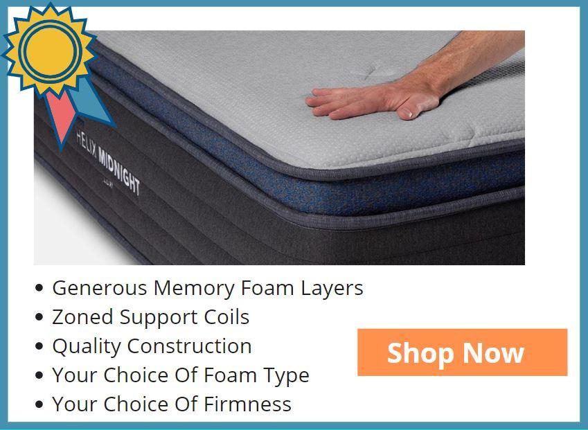 What's The Best Hybrid Memory Foam Mattress? - Helix