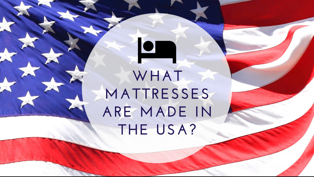 What Mattresses Are Made In The USA - Cover Image