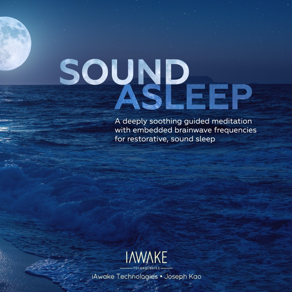 Sound Asleep guided meditation from iAwake