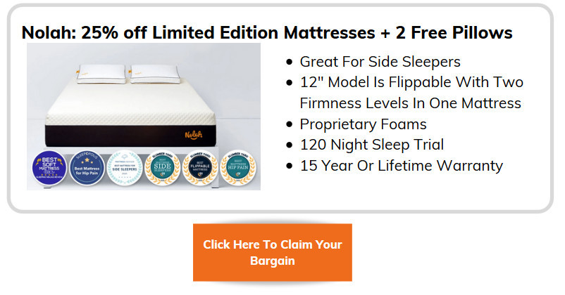 Memorial Day Mattress Sales - Nolah