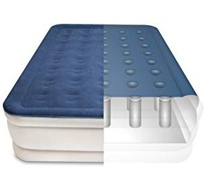 soundaseep air mattress cross section