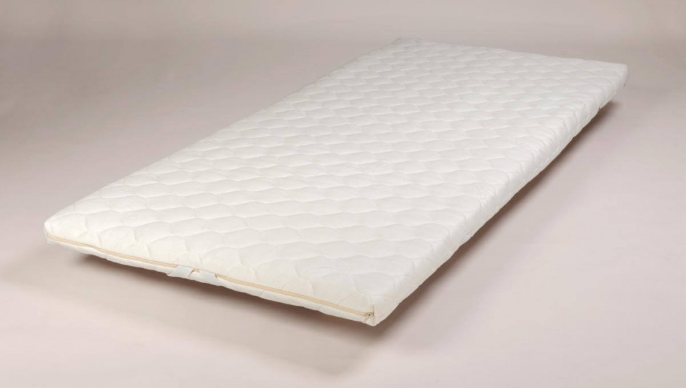 Latex Mattress Topper NZ - Natural Beds Latex Core Topper