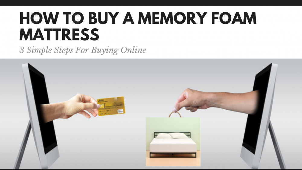 How To Buy A Memory Foam Mattress - Cover Image