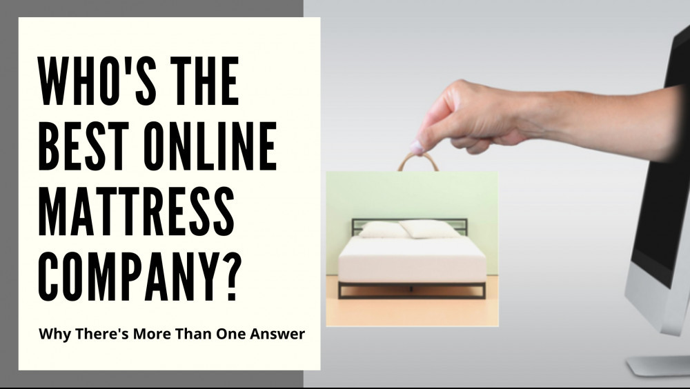 Best Online Mattress Company