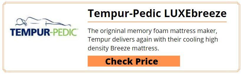 Tempur-Pedic Box
