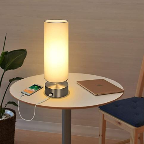 Touch Table Lamps For A Bedroom - Boncoo Table Lamp