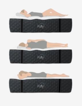 the puffy royal mattress works for a range of sleepers