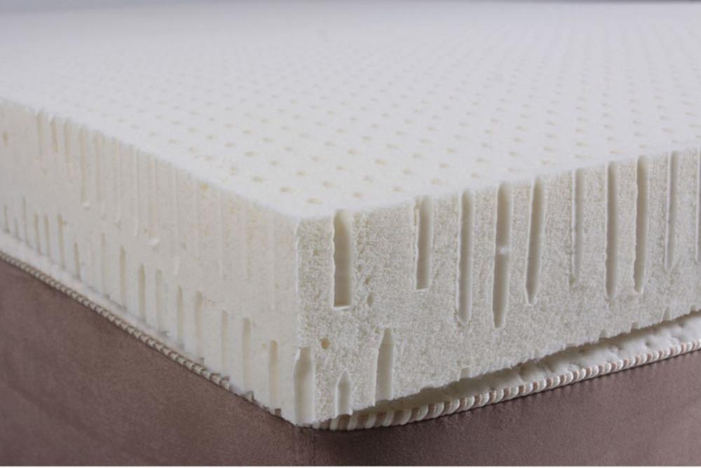 plush beds latex mattress topper