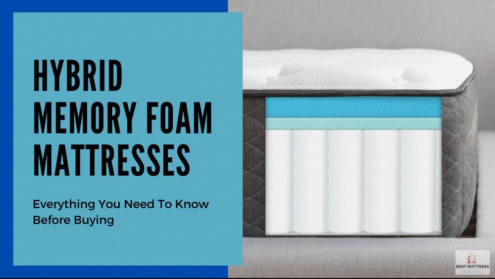 Hybrid Memory Foam Mattresses - Cover Image