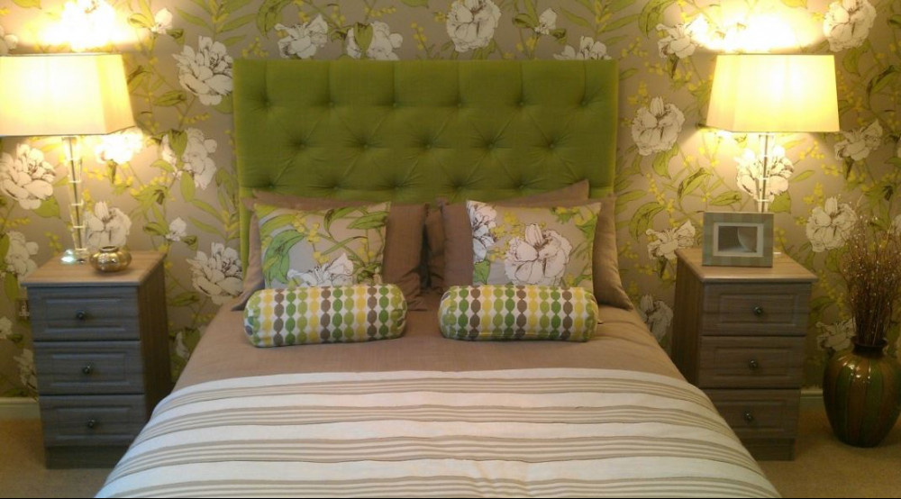 Best Colors For A Bedroom - Green