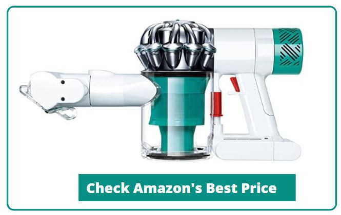 Dyson Mattress Vacuum Close Up